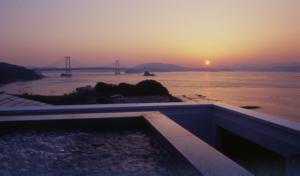 日の出 絶景露天風呂